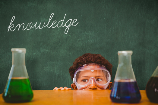 Experiments are a great way to create an interactive and memorable teaching experience.