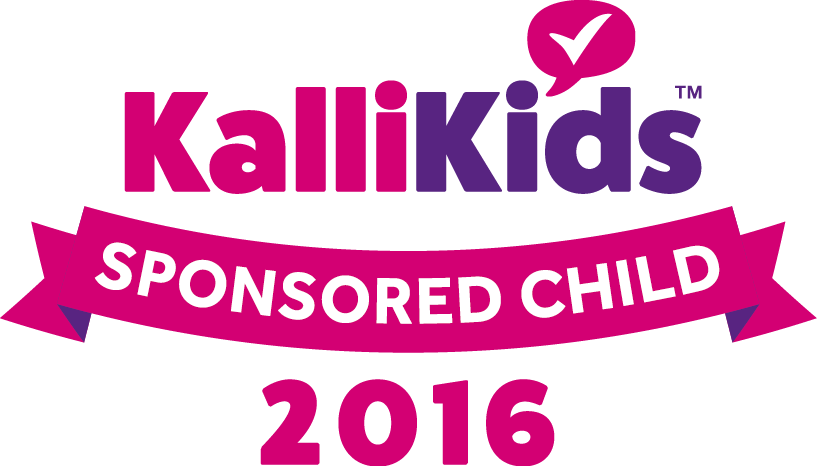 The KalliKids Sponsored Child campaign has entered its third year
