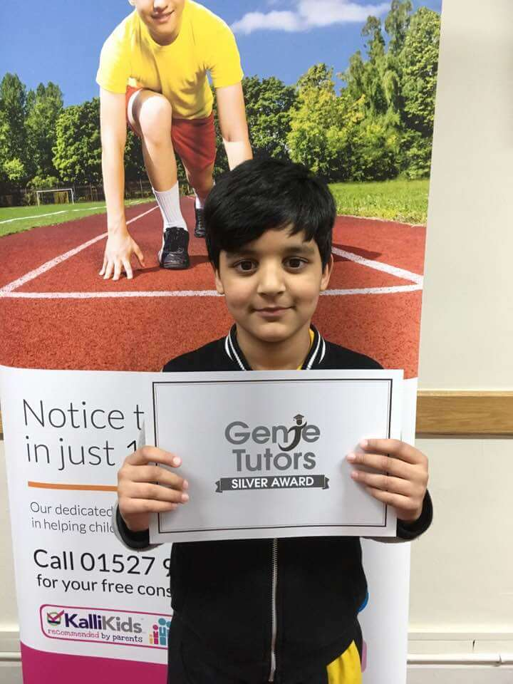 Ahmed at Genie Tutors Redditch