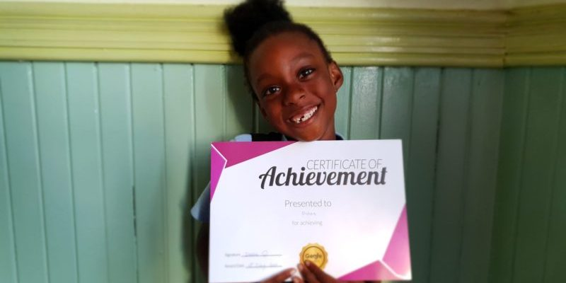 Congratulations Dichae on your Star Award at Genie Tutors Edgbaston. Brilliant work! We're really pleased with your progress and achievement.