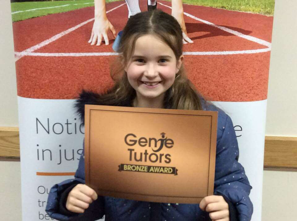 Ella at Genie Tutors Redditch