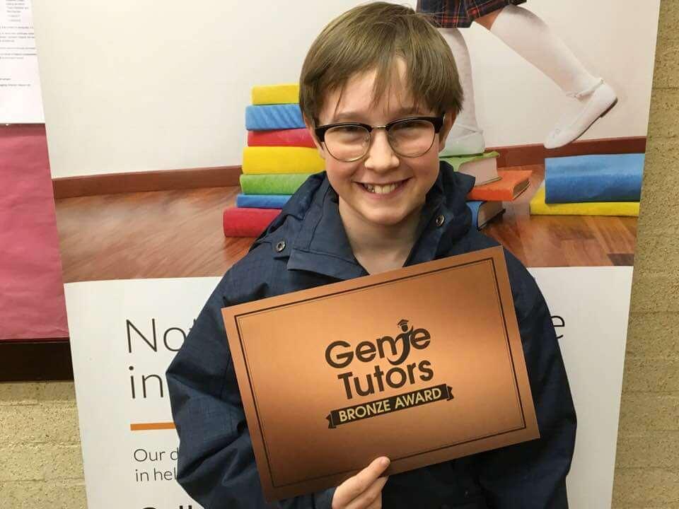 Elliot at Genie Tutors Bromsgrove