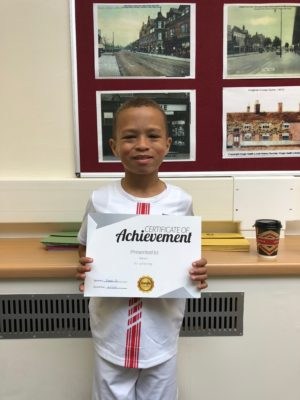 Congratulations to Ethan for his progress at Genie Tutors King's Heath! Keep up the hard work and achievements!