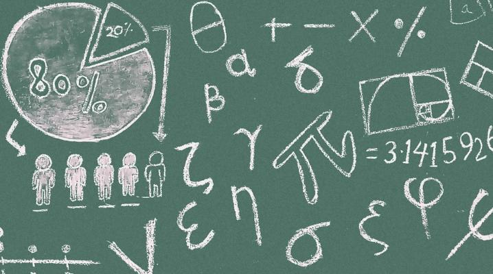 We teach maths at genie tutors