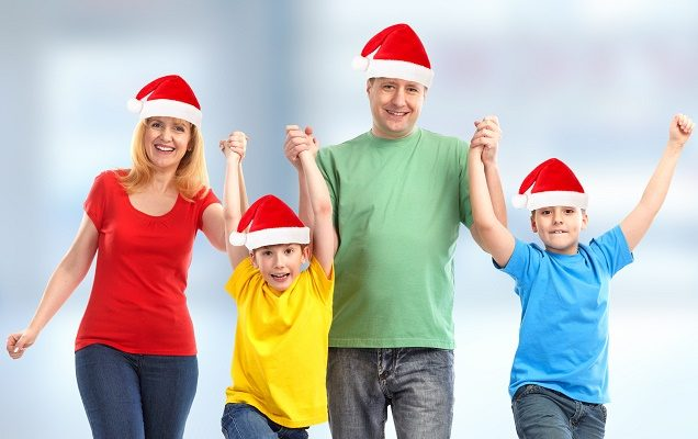 Christmas Family Games for Kids